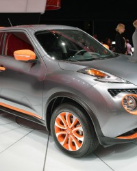 2015 Nissan Juke Color Studio