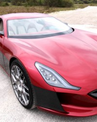 Rimac super car