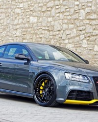 Audi RS5 Coupe Revamped