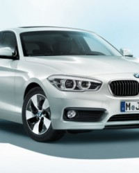 2015 BMW 1 Serisi