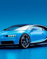 1500 Beygirlik Canavar Bugatti Chiron