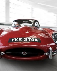 1961 Jaguar E Type