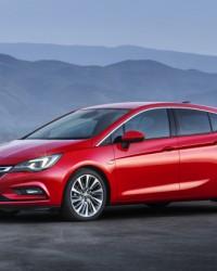 Yeni Opel Astra - 2016