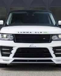 Lumma Design'den Range Rover CLR SR