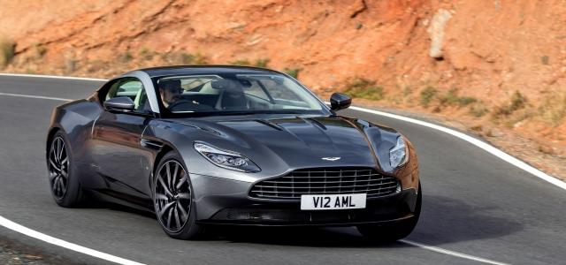 Aston Martin DB11 Cenevre'de tanıtıldı