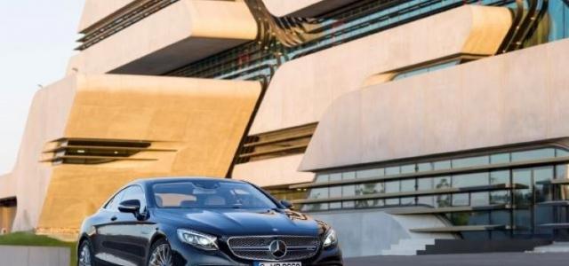 Benzersiz ve çok hızlı: Mercedes-Benz S 65 AMG Coupe