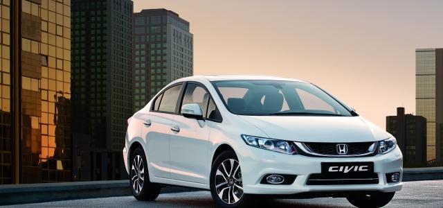 Honda Civic Sedan'ı şimdi al  2016'da ödemeye başla