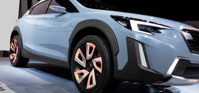 """Subaru'nun Yeni Tasarım Felsefesi """"XV Concept"""""""