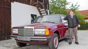 1985 Model ama sadece 30 km'de!