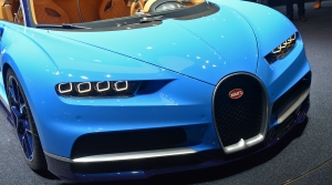 Bugatti'den 1500 Hp'lik yeni canavar!