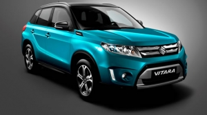 Suzuki'nin en yenisi vitara