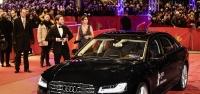 Audi'den Sürücüsüz Makam Aracı!