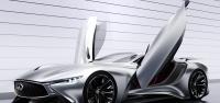 Gran Turismo tutkunlarına özel: Infiniti Concept Vision GT