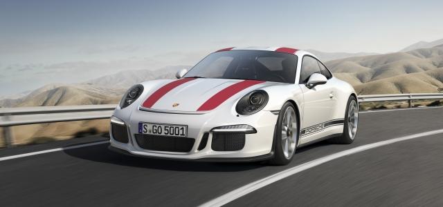 Yeni Porsche 911 R