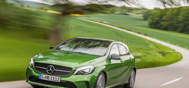 Yenilenen Mercedes-Benz A-Serisi tanıtıldı